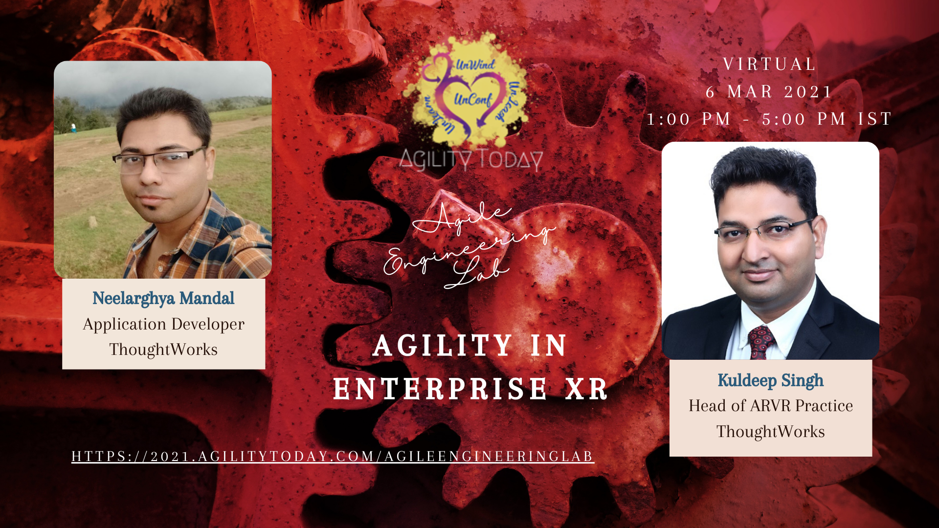 image from Speaker - AT2020 - Agility in Enterprise XR