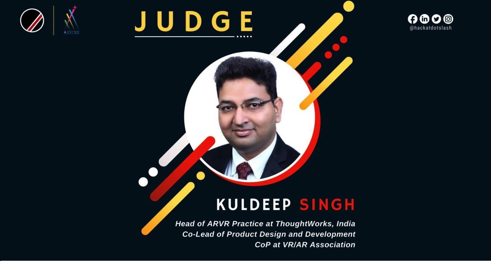 image from Judge - DotStash 4.0 - Hackthon by NIT Surat