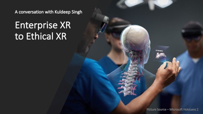 image from Enterprise XR to Ethical XR