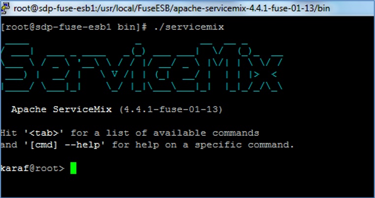 image from Using Apache CFX and Apache Camel in ESB