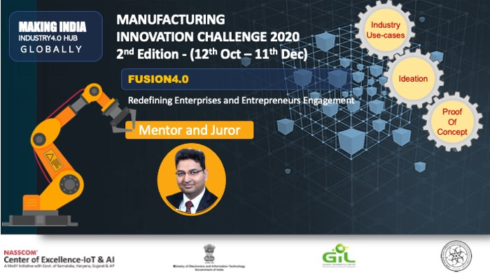 image from Mentor and Juror - MIC 2020 by Nasscom