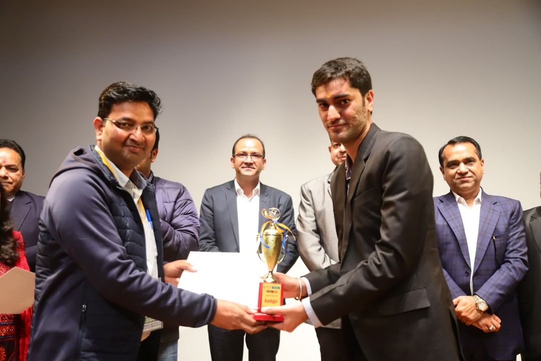 image from Judge and Mentor -  Smart India Hackathon 2019