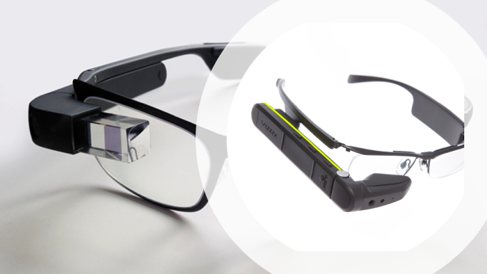 image from Exploring the Smart Glasses