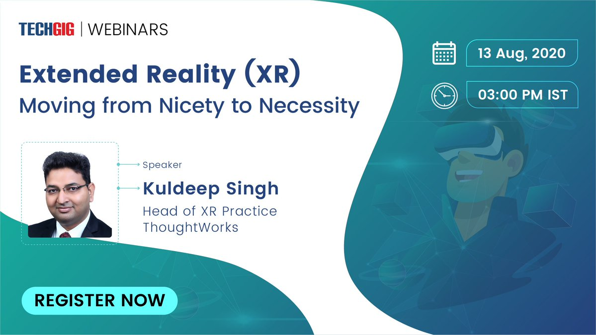 image from Webinar - XR - Nicety to Necessity