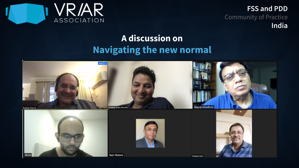 image from Discussion - Navigating the new normal